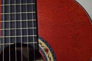 Guitarra flamenca Manuel Guillena