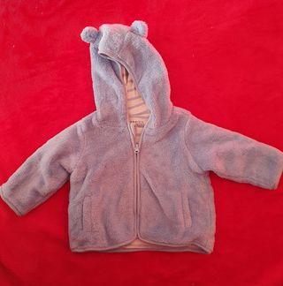 Chaqueta Polar bebe