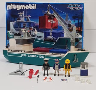 Playmobil barco PM-1007