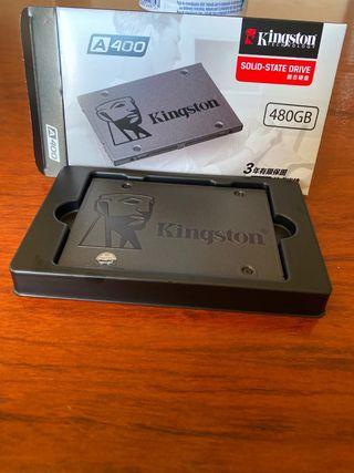 Kingston A400 disco duro sdd 120 GB 240 GB 480 GB