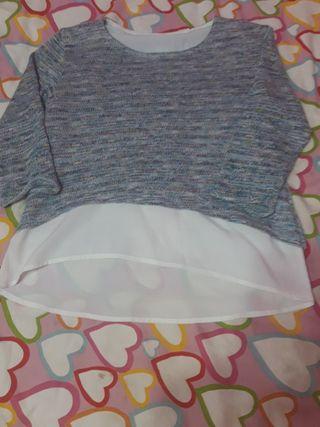 Jersey camisa talla de 7 a 8 años