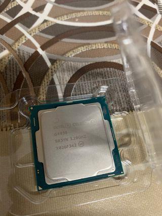 Procesador Intel Celeron G4930 Coffee Lake
