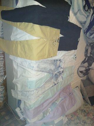 lote de pantalones como nuevos talla 36