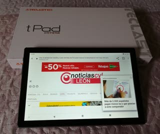 Tablet Teclast P20HD NUEVA!