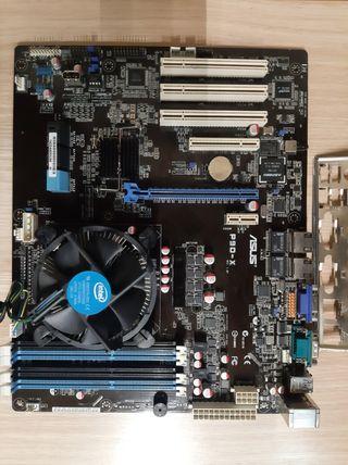 placa base Asus socalo 1150+Intel Pentium G