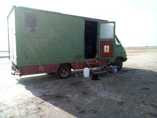 furgón/camión/vivienda