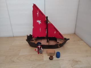 Barcos pirata Playmobil
