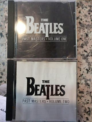 The Beatles Past Master