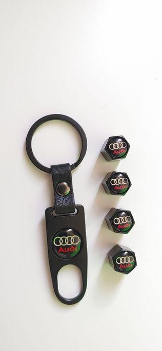 Audi tapones válvulas neumáticos varios modelos