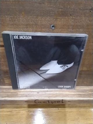 003. Joe Jackson. look Sharp.