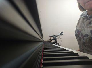 clases de piano y lenguaje musical particulares.