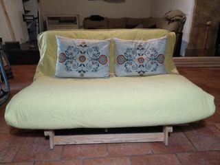 futón cama ikea