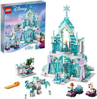 NUEVO LEGO 43172 FROZEN CASTILLO DISNEY PALACIO EL
