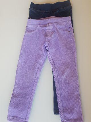 Pantalones niña 4 años Sfera-Okaïdi