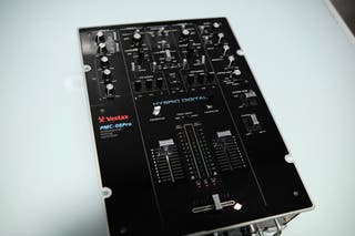 Vestax 08 Black Custom