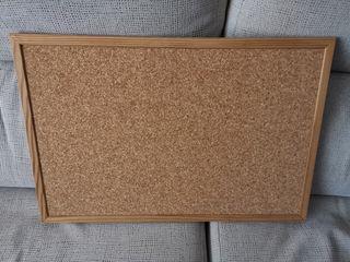 Tablero corcho 60 x 40cm