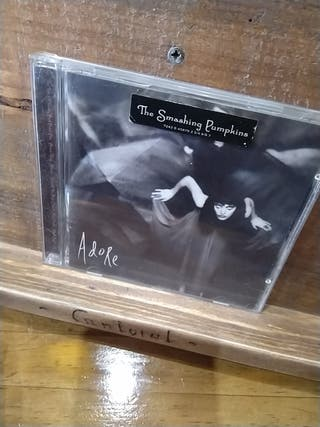 003. the Smashing Pumpkins. adore