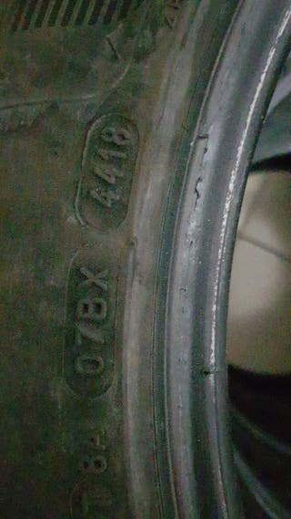 Neumáticos Bridgestone Turanza 225/45/r17
