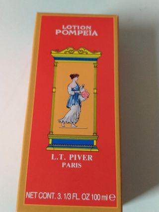Loción Pompeia.