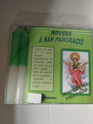 Novena san Pancracio