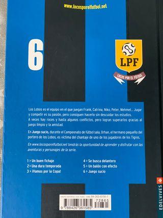 Libros Futbolisimos