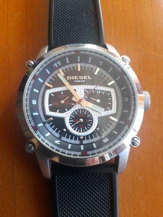 reloj marca diesel