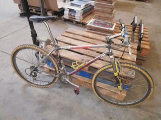 bicicleta sunn aluminio