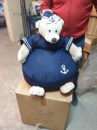 oso sillon para niño@s