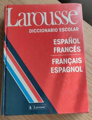 Diccionario Larousse español - francés