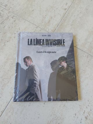 Blu ray La línea Invisible serie