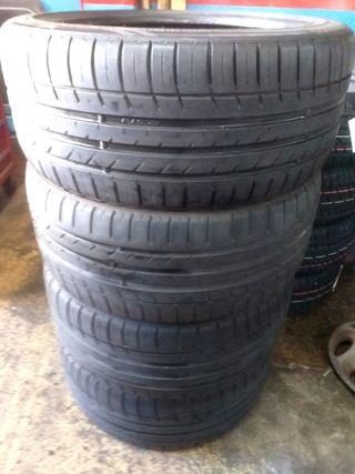4 neumáticos 255/35Z/R19 96Y