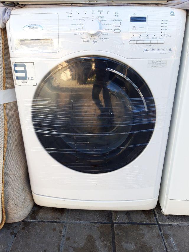 lavadora 9kg con garantia