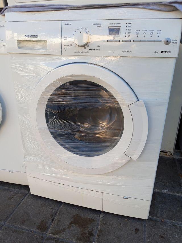 lavadora siemens 8kg con garantia
