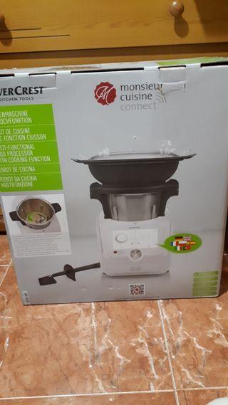 Monsieurr cuisine connect