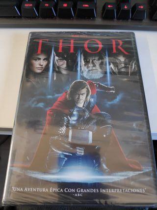 Marvel Studios Thor dvd