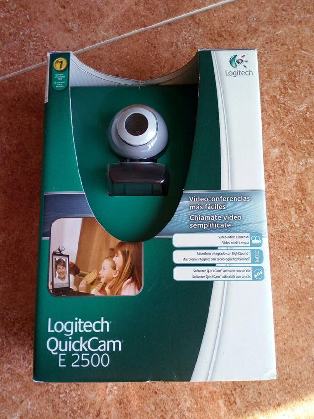 Camara de video conferencia