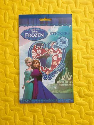 Pegatinas Frozen originales (700)