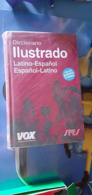 Diccionari de latín