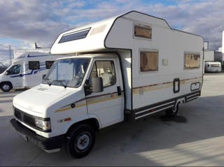 AUTOCARAVANA FIAT DUCATO HEKU 630