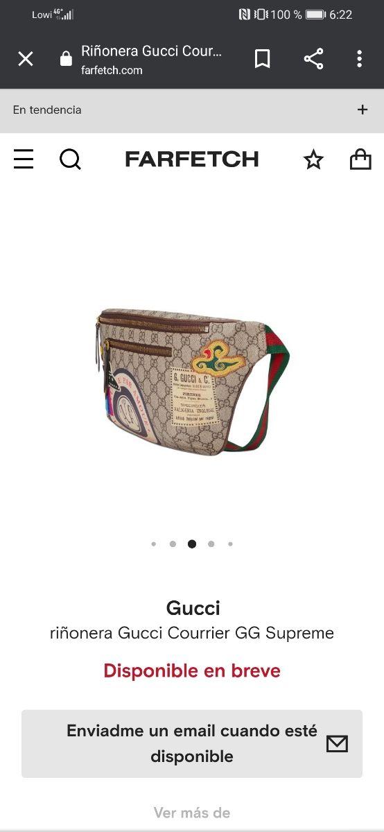 Bolso Gucci original negociable