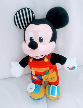 Mickey Habilidades Peluche