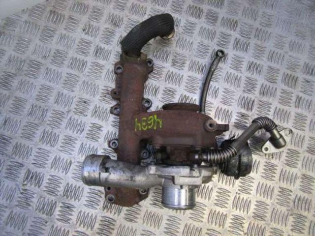 turbo Fiat croma año 2007