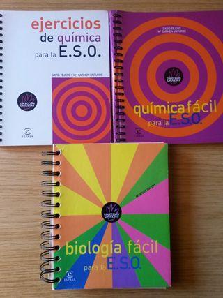 BIOLOGÍA Y QUÍMICA E.S.O.