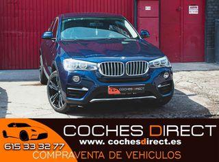 BMW X4 xDrive20d 190CV 2016