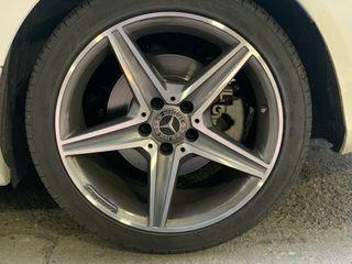 """Llantas + Neumáticos 18"""""""