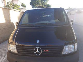 CAMPER Mercedes-Benz Vito