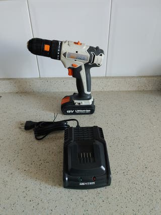 Taladro sin cable DEXTER POWER 18 V