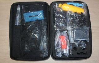 Kit de accesorios para GoPro (varios modelos)