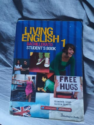 Living English 1 bachillerato Students Book
