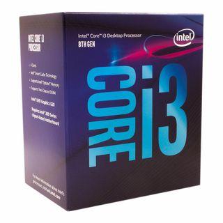 Procesador Intel i3 8100